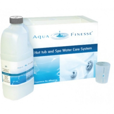 AquaFinesse Hot Tub Watercare Box Weekendaktie