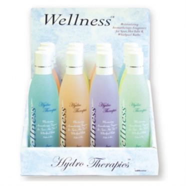 inSPAration Wellness Hydro Therapies 12-pack