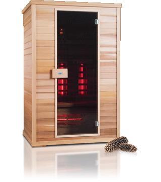 Nobel infrarood saunacabine 130