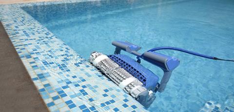 Zwembadrobots