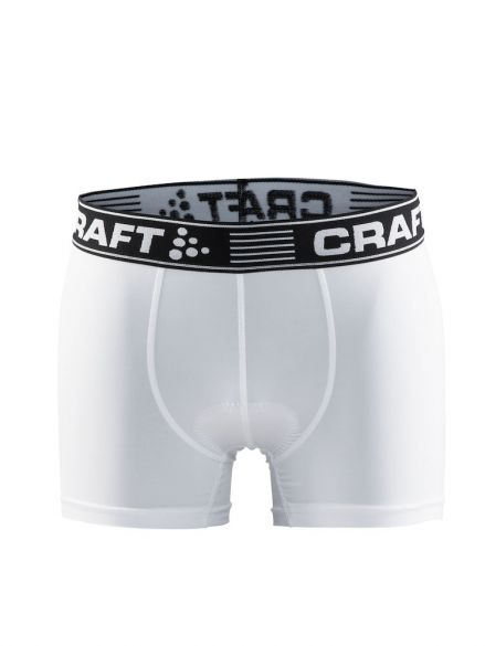 Craft Greatness bike boxer (met zeem) wit heren  1905035-2900