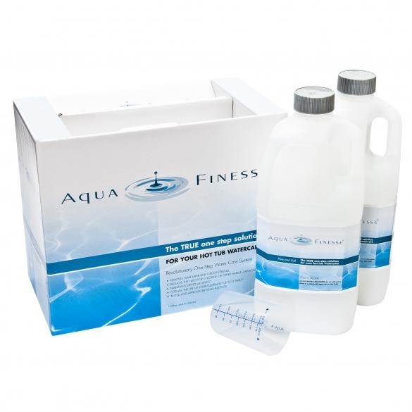 AquaFinesse waterbehandelingset  AQUAFINESSECD