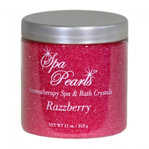 inSPAration Spa Pearls - Razzberry 312 gram  INSPA-Pearlsrazz